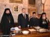 17رئيس الجمهورية ألاوكرانية يزور البطريركية ألاورشليمية