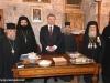 18رئيس الجمهورية ألاوكرانية يزور البطريركية ألاورشليمية