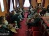 05رئيس بلدية القدس يزور البطريركية