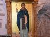 02ألاحتفال بعيد القديسة ميلاني في البطريركية