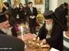 01تقطيع كعكة الفاسيلوبيتا (كعكة رأس السنة) في البطريركية ألاورشليمية 2017