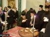 04تقطيع كعكة الفاسيلوبيتا (كعكة رأس السنة) في البطريركية ألاورشليمية 2017