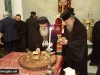 06تقطيع كعكة الفاسيلوبيتا (كعكة رأس السنة) في البطريركية ألاورشليمية 2017