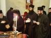 17تقطيع كعكة الفاسيلوبيتا (كعكة رأس السنة) في البطريركية ألاورشليمية 2017