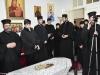04حفل تقطيع كعكة رأس السنة الفاسيلوبيتا في مدرسة البطريركية ألاكليريكية