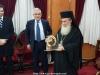 03وزير حماية المواطن في الحكومة اليونانية يزور البطريركية