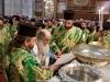 01ألاحتفال بعيد الظهور الالهي (الغطاس) في البطريركية ألاورشليمية 2017