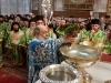 03ألاحتفال بعيد الظهور الالهي (الغطاس) في البطريركية ألاورشليمية 2017