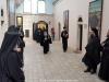 02زيارة أخوية القبر المقدس للبطريركية ألارمينية بمناسبة عيد الميلاد المجيد