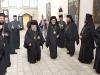 03زيارة أخوية القبر المقدس للبطريركية ألارمينية بمناسبة عيد الميلاد المجيد