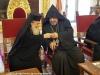 05زيارة أخوية القبر المقدس للبطريركية ألارمينية بمناسبة عيد الميلاد المجيد