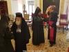 06زيارة أخوية القبر المقدس للبطريركية ألارمينية بمناسبة عيد الميلاد المجيد