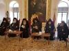 08زيارة أخوية القبر المقدس للبطريركية ألارمينية بمناسبة عيد الميلاد المجيد