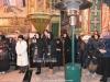 10ألاحتفال بعيد تهيئة القديس السابق المجيد يوحنا المعمدان في البطريركية 2017