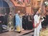 14ألاحتفال بعيد تهيئة القديس السابق المجيد يوحنا المعمدان في البطريركية 2017
