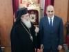 06رئيس البرلمان القبرصي يزور البطريركية