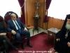08رئيس البرلمان القبرصي يزور البطريركية