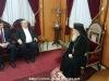 03رئيس البرلمان اليوناني يزور البطريركية