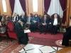 05رئيس البرلمان اليوناني يزور البطريركية
