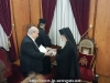 10رئيس البرلمان اليوناني يزور البطريركية