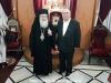 15رئيس البرلمان اليوناني يزور البطريركية