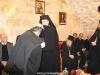 13غبطة البطريرك يُدشن قاعة كنيسة دير القديس جوارجيوس في بيت جالا