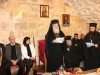 18غبطة البطريرك يُدشن قاعة كنيسة دير القديس جوارجيوس في بيت جالا