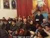 """01طلاب ألمدرسة الموسيقية """"آليموس"""" يزورون البطريركية"""