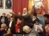 """05طلاب ألمدرسة الموسيقية """"آليموس"""" يزورون البطريركية"""