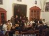 """07طلاب ألمدرسة الموسيقية """"آليموس"""" يزورون البطريركية"""