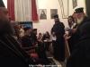 """09طلاب ألمدرسة الموسيقية """"آليموس"""" يزورون البطريركية"""
