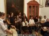 """10طلاب ألمدرسة الموسيقية """"آليموس"""" يزورون البطريركية"""