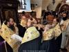 18صلاة تقديس الزيت في البطريركية