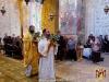 52الإحتفال بعيد رفع الصليب الكريم في دير المصلبة