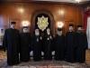 02غبطة البطريرك ثيوفيلوس الثالث يزور البطريركية المسكونية