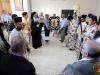 01-13عيد القديس أسحق السرياني وسيامة كاهن في أسقفية قطر
