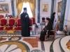 10غبطة البطريرك يستقبل زواراً من كريت ,روسيا وصربيا.