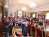 11غبطة البطريرك يستقبل زواراً من كريت ,روسيا وصربيا.