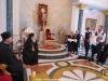 15غبطة البطريرك يستقبل زواراً من كريت ,روسيا وصربيا.