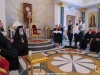 18غبطة البطريرك يستقبل زواراً من كريت ,روسيا وصربيا.