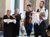 22غبطة البطريرك يستقبل زواراً من كريت ,روسيا وصربيا.