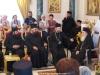 35غبطة البطريرك يستقبل زواراً من كريت ,روسيا وصربيا.