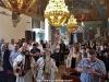 18خدمة القداس الالهي في بلدة الرينة