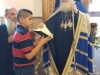 22خدمة القداس الالهي في بلدة الرينة