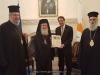 """01غبطة البطريرك يشارك في مؤتمر """" أماكن العبادة والأماكن المقدسة في أوروبا والشرق الأوسط """" في قبرص"""