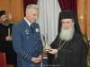 07قائد سلاح الجو اليوناني يزور البطريركية
