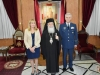 10قائد سلاح الجو اليوناني يزور البطريركية