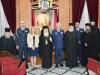 11قائد سلاح الجو اليوناني يزور البطريركية