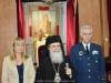 12قائد سلاح الجو اليوناني يزور البطريركية