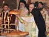 10خدمة القداس ألالهي بمناسبة عيد رؤساء الاجناد البلدة القديمة